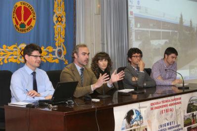Orientación profesional para estudiantes de la UPNA