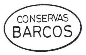 Conservas Barcos-Logo