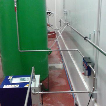VACUNO DE NAVARRA mejora sus instalaciones de envasado mediante un equipo de generación de atmósfera modificada
