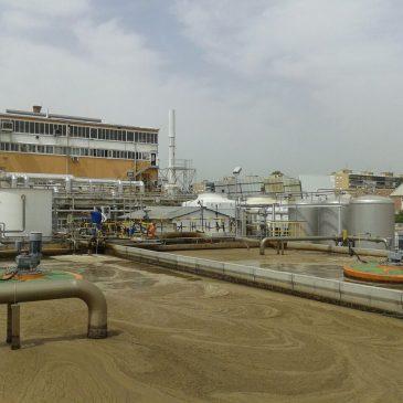 Proyecto y Dirección de Obra de Instalación de Reactor de Tratamiento Biológico de Aguas Residuales (Alcalá de Henares) – Grupo CHEMO