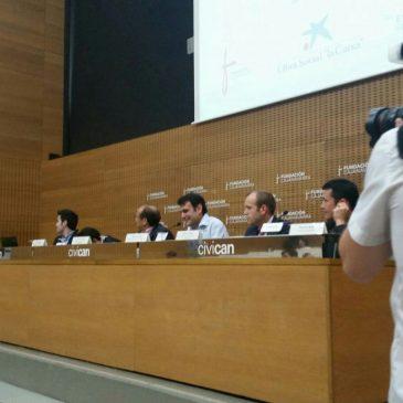 AJE NAVARRA presenta el programa INNCORPORATE